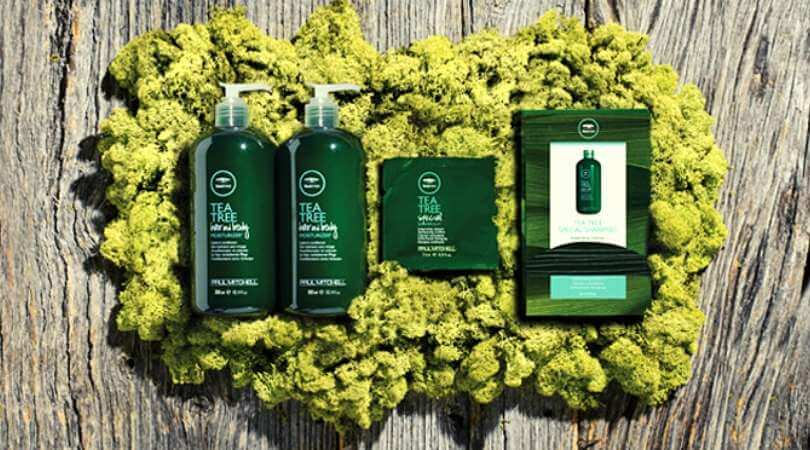 Tea Tree Hair Care, φροντίζουμε τα μαλλιά μας και τη ζωή στη Γη