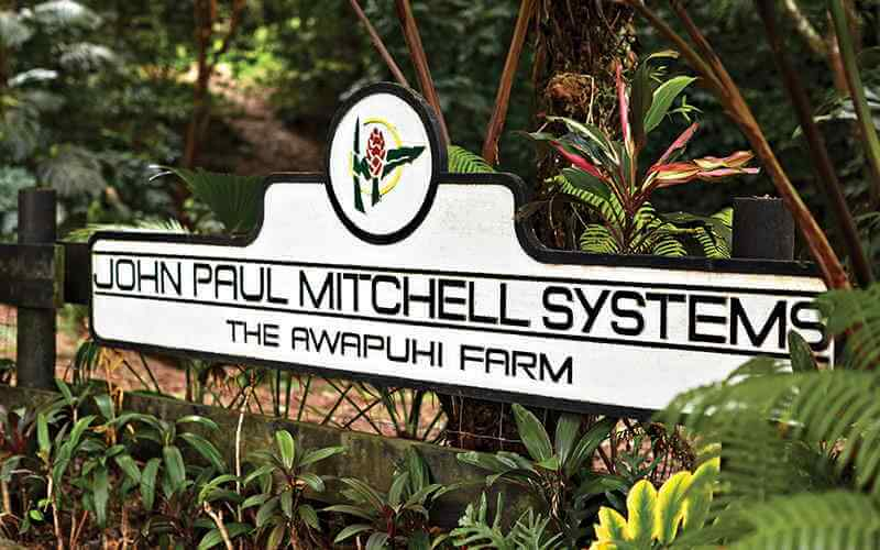 awapuhi farm paul mitchell hawai